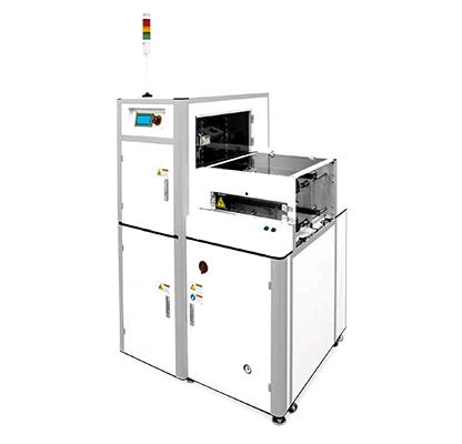 SPI / AOI NG Buffer > PCB Handling Conveyor > AUTOMATION